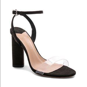 Tony Bianco Tomi PVC heels sandals